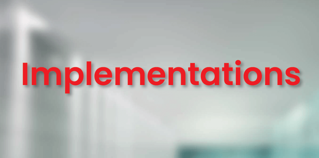 implementations services