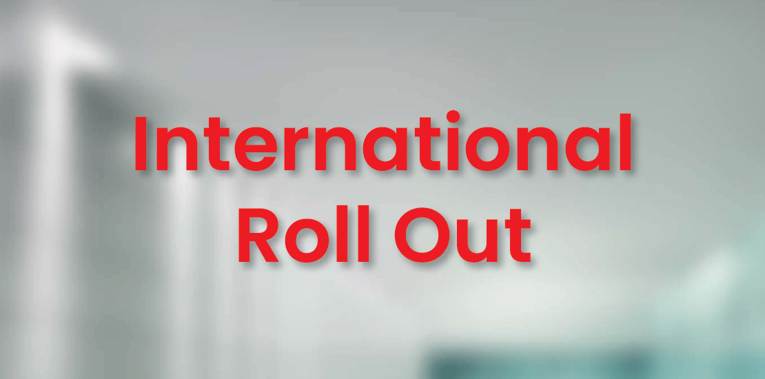 international roll out services