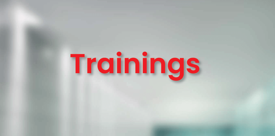trainings services
